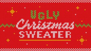 Ugly Christmas Sweater Title