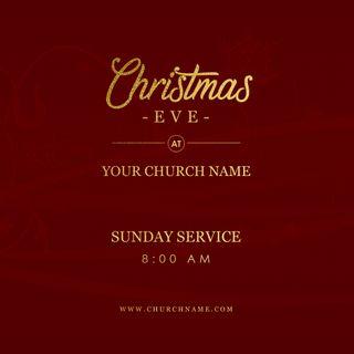 Christmas Eve - Elegant Social