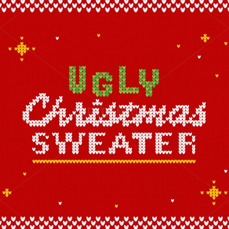 Ugly Christmas Sweater Social (74386)