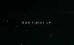 Don't Give Up: Christmas (74415)