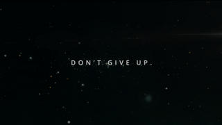 Don't Give Up: Christmas