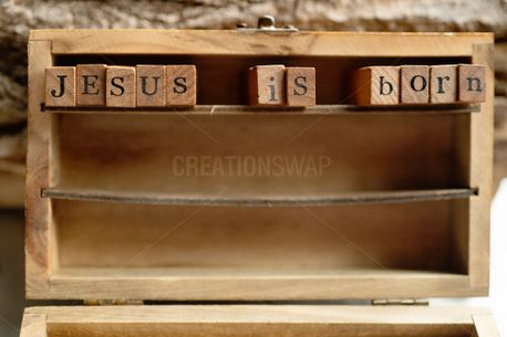 Jesus is Born (74445)