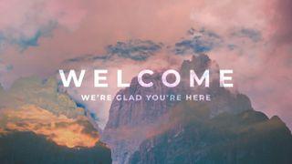Mt Double Exposure Welcome