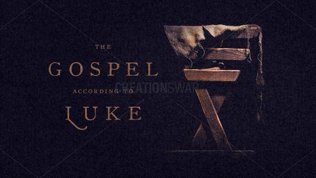 The Gospel According to Luke (74486)