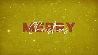 Merry Christmas Graphics Title