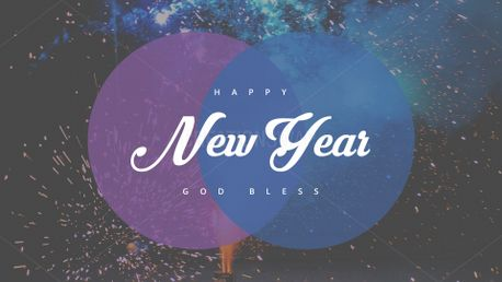 Happy New Year, God Bless (74677)