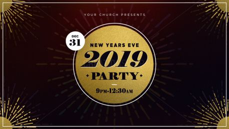 New Years Eve 2019 Party  (74731)