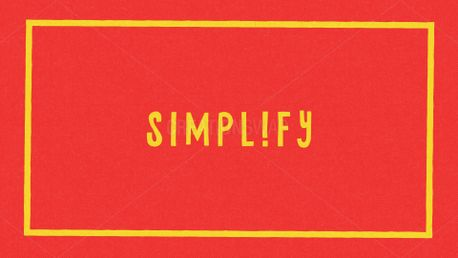 Simplify Sermon Slides (74757)