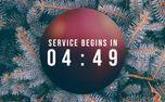 Christmas Bulb Countdown (74798)
