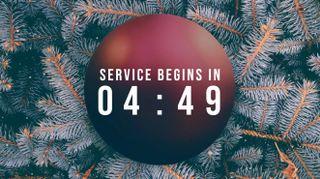 Christmas Bulb Countdown