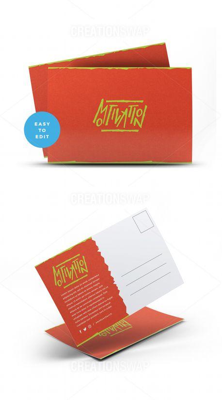 Motivation Postcards (74855)