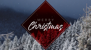 """Merry Christmas"" Title"