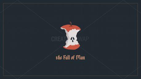 Fall of Man Sermon Media Kit (74887)