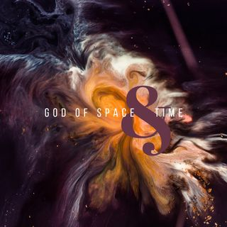 God of space and time