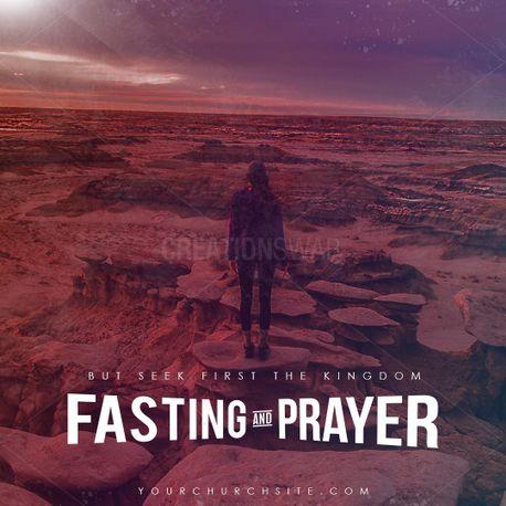 Fasting and Prayer Social (75400)