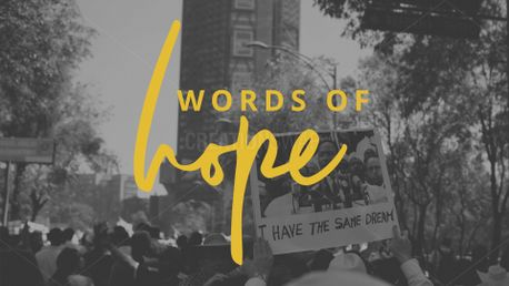 Words of Hope (75462)