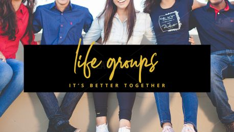 Life Groups & Small Groups (75464)