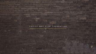 Christ Firm Foundation