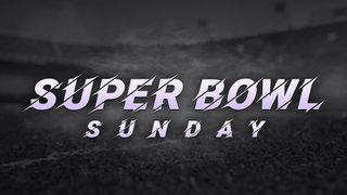 Super Bowl Sunday Slides