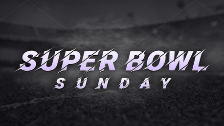 Super Bowl Sunday Slides (75577)