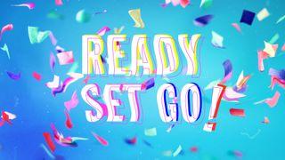 """""""Ready Set Go"""" Sermon Series"""