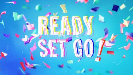 """""""Ready Set Go"""" Sermon Series (75677)"""