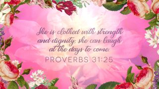 Women's Ministry Scripture