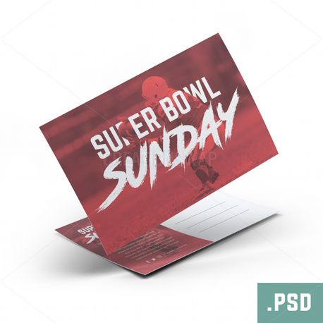 Superbowl Sunday (75709)