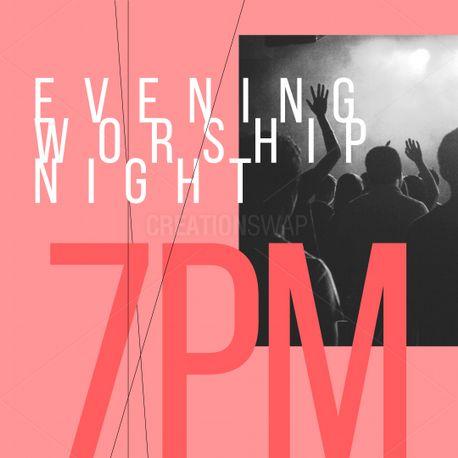 Evening Worship Night (75746)