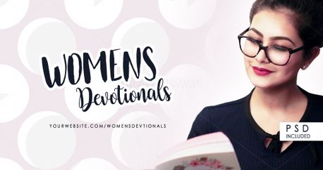 Women's Devotionals 4K (75777)