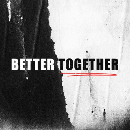 Better Together Sermon Series (75799)