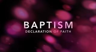 """""""Baptism"""" Motion Title"""