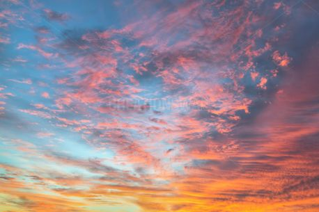 Cotton Candy Sunrise (75878)