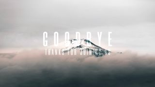 Foggy Mountain Goodbye