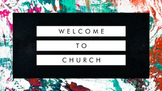 Welcome Color Slides