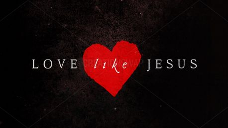 Love Like Jesus (76141)