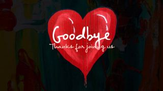 Happy Valentine's Goodbye