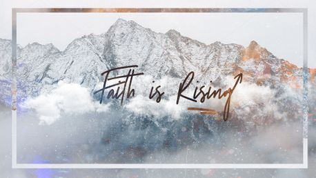 Faith Is Rising Series (76311)