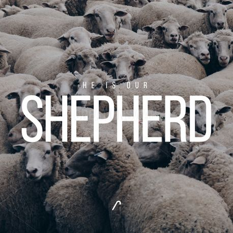 He is our Shepherd (76361)