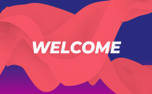 Waving Cloth Welcome (76553)