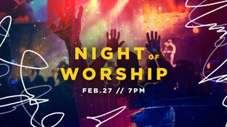 Night Of Worship 19