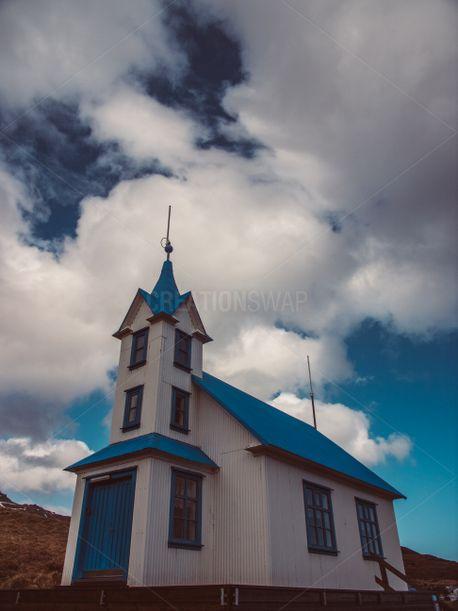 Blue Church (76737)