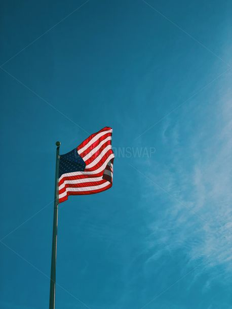 American Flag (76878)