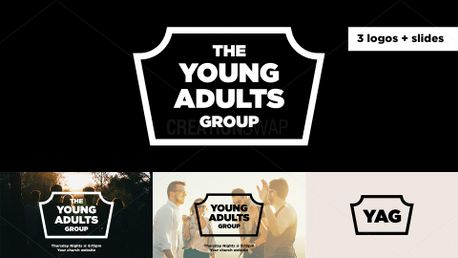 Young Adult Group Logo (77011)