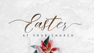 Easter At Your Church