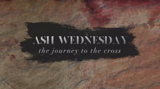 Sandstone Ash Wednesday