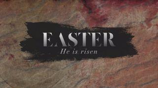 Sandstone Easter