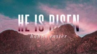 Mountain Risen Easter