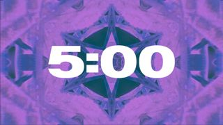 Kaleidoscope Countdown
