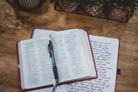 Bible and Journal (77082)